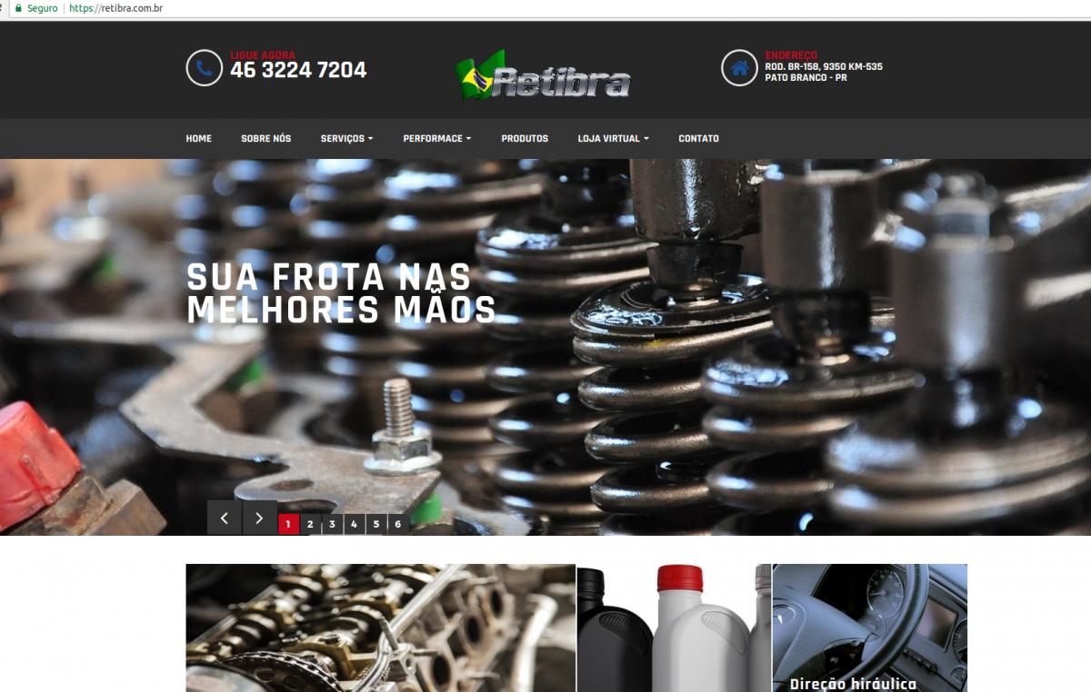Retibra Motorsport de casa NOVA!